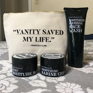 Clark's Botanicals Skincare Trio with Bag!